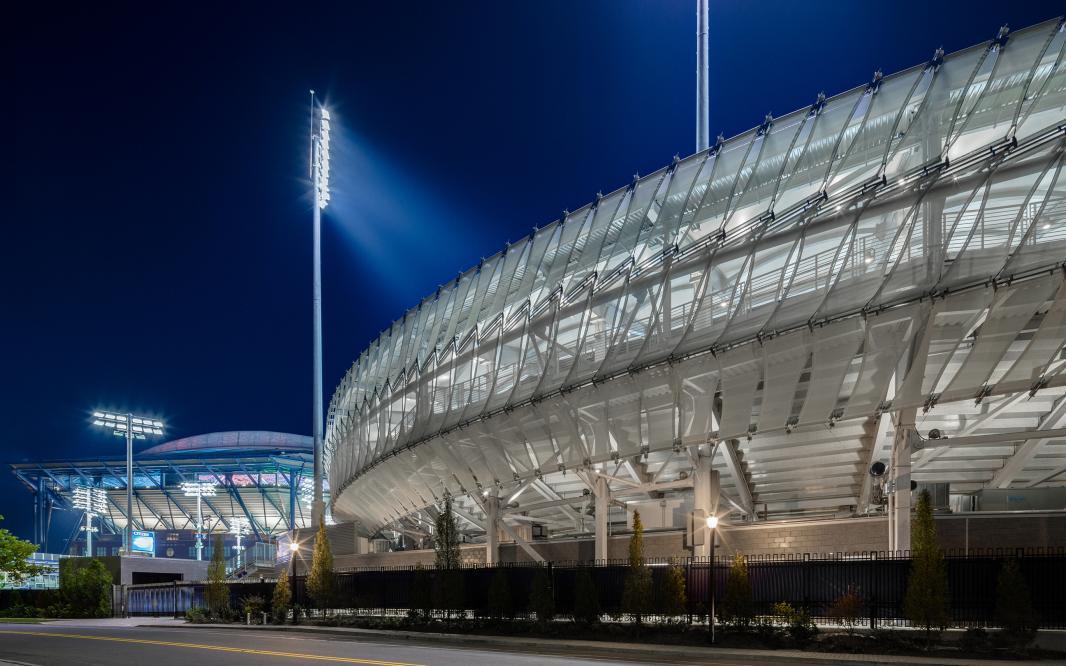 USTA Grandstand Stadium